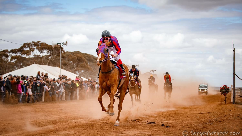 Burra Picnic Races